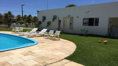 Photo for Wonderful house in Porto de galinhas, 3 suites, close to everything!