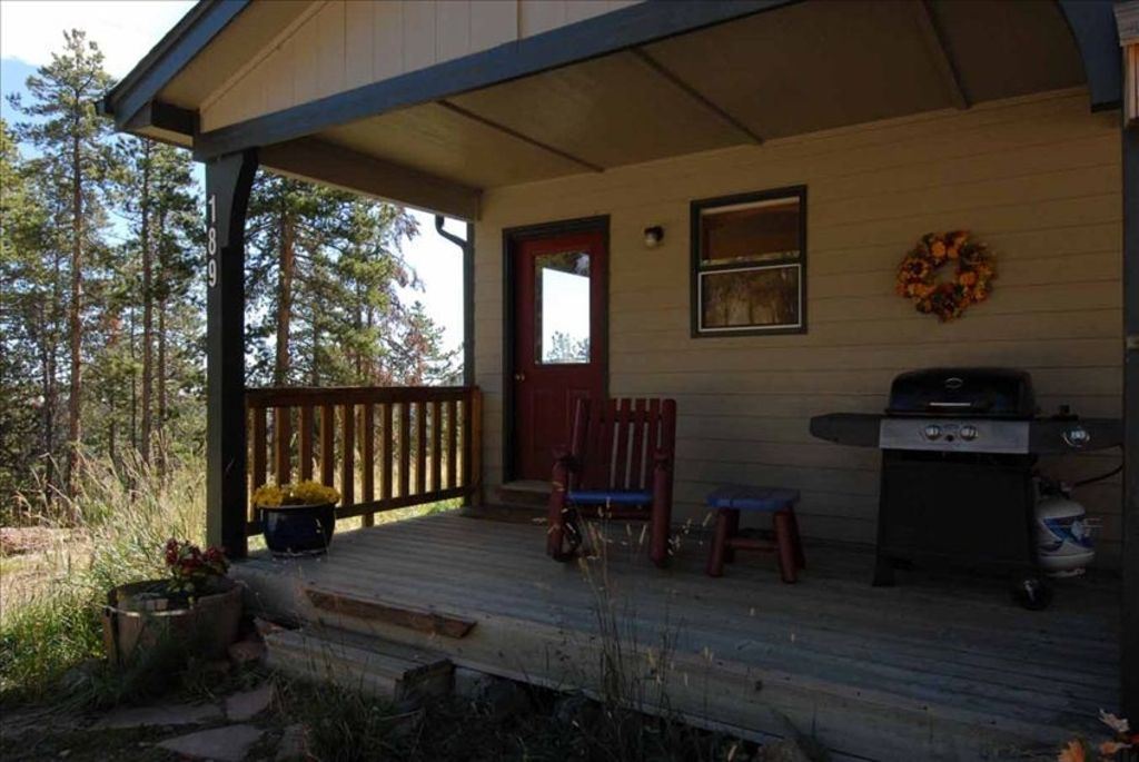 Wilderness cabin on the canyon winter special discount for Winter cabin rentals colorado