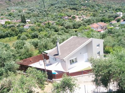 Photo for Villa with swimming pool in a quiet location about 100 meters from the town center for 4 people