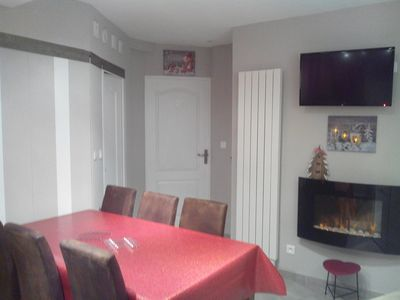 Photo for ideal 2 families or 2 couples in resort RISOUL, 6 places, 3 rooms