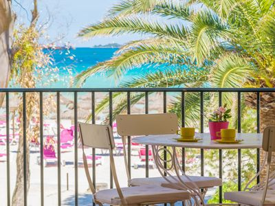 Photo for GARBALLONS 5 1D  - Apartment with sea views in Port d'Alcudia.
