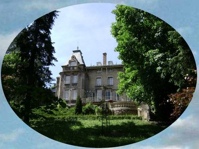 Photo for Bed and Breakfast in a Mansion in the Beaujolais region near Lyon