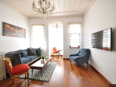 Photo for Beautiful apartment in downtown balat