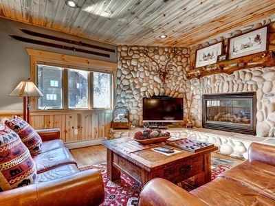 Photo for Timber Wolf #12C: 2 BR / 2.25 BA condo in Park City, Sleeps 8