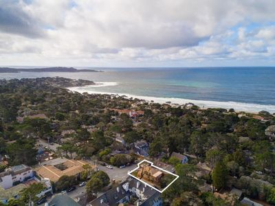 Photo for 3761 Heart of Carmel - Book Now for US Open! Ocean View, 3 Blocks to Beach