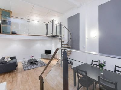Photo for LDG | Large Amazing triplex two bed apt | Central London