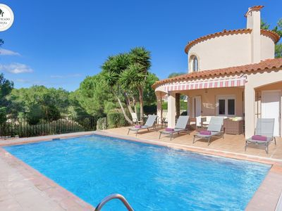 Photo for LA REMONTADA-house with swimming pool-Tamariu-Costa Brava