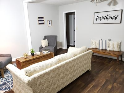 Photo for Cozy Farmhouse Fayetteville, Fort Bragg