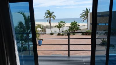 Photo for Ocean View Villa Beachfront Property