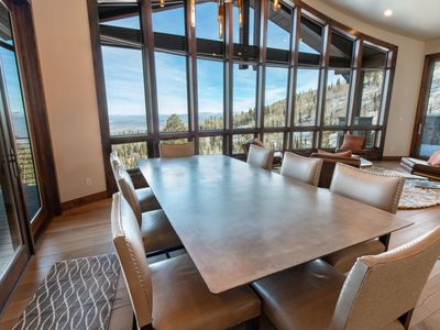 Photo for Luxurious Modern Home!  Ski in Ski out at Park City/Canyons