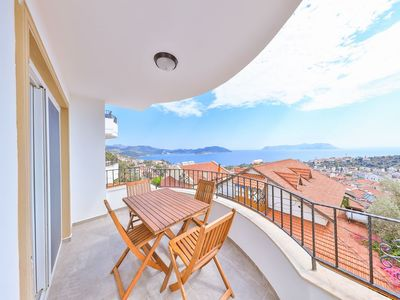 Photo for Alba Apartment, Kas Town Centre