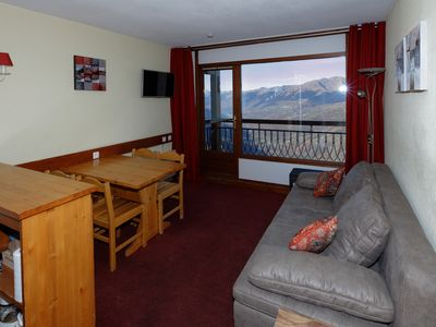 Photo for Arcs 1800 - 2 bedroom apartment 4/5 persons 5 minutes from the slopes
