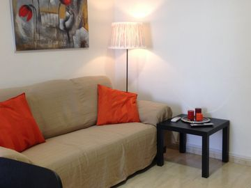 """New Sunny 3 Bedrooms Apartment In """"eixample', Next Metro Station - New Sunny 3 Bedrooms Apartment"""