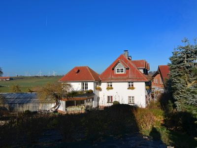 Photo for Modern apartment on a farm with lots of animals near Brilon