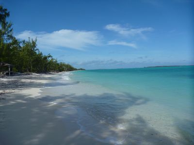 Photo for Beach access with great snorkeling spot