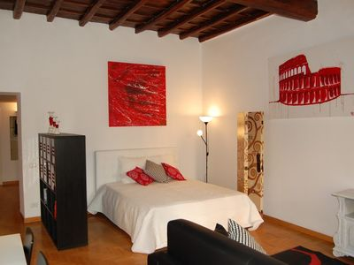 Photo for Apartment 194 m from the center of Rome with Internet (313190)