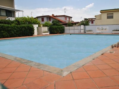 Photo for 3 bedroom Apartment, sleeps 7 in Scauri with Pool, Air Con and WiFi