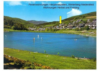 Photo for Holiday apartment Winterberg for 2 - 4 persons with 1 bedroom - Holiday apartment in one or multi-fa