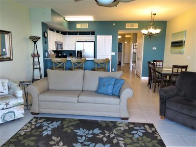 Photo for SPECIAL RATE 7/27- 8/3  Super Clean. Murphy bed,. Free Beach Service