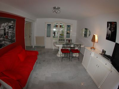 Photo for Antibes Apartment 3 stars 2 Rooms 48m2 + terrace 12m2