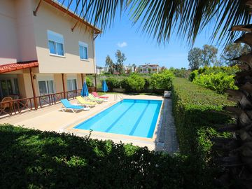 Luxury 4 bedroom detached villa with private pool on superior development