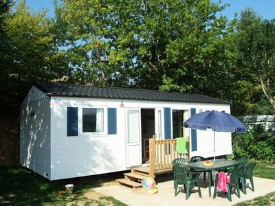 Photo for Camping Les Terrasses Du Lac **** - Mobile home 4 Rooms 6 People