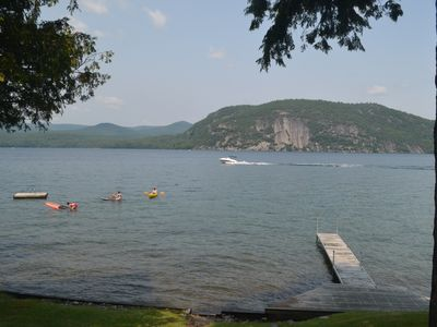 Photo for Rental On Beautiful Lake George In Ticonderoga, NY
