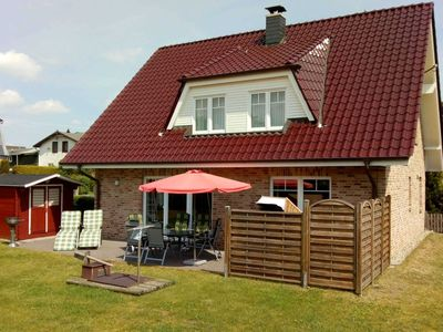 Photo for 4 BR Holiday house with garden - Ferienhaus Möwennest