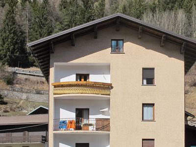 Photo for One bedroom Apartment, sleeps 4 in Isolaccia with WiFi