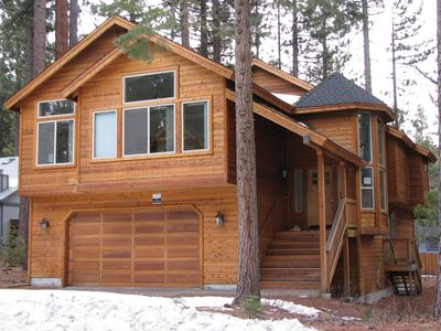 Photo for Spacious Luxury Cabin - 1.5 miles to Heavenly