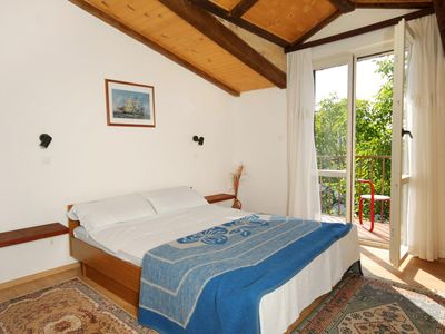 Photo for Two bedroom apartment with balcony and sea view Selce (Crikvenica)