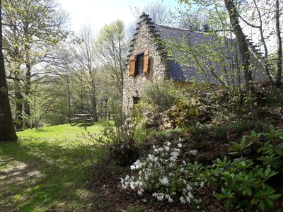 Photo for 2BR Barn Vacation Rental in Ercé, Occitanie