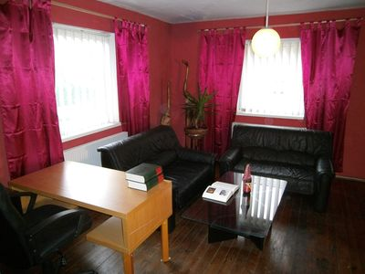 Photo for Apartment for 2 pers. 1. Floor, 50sqm, with balcony, garden behind the house,