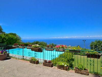 Photo for Priora Villa, Sleeps 8 with Pool, Air Con and WiFi