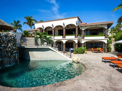 Photo for Ocean View 5BR Casa Alegria! Stunning w/ 2 Pools, Wifi, Central A/C + More!
