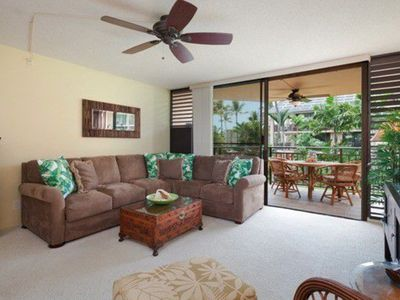 Photo for SUMMER SALE! Super comfortable Oceanfront paradise, walking distance to downtown