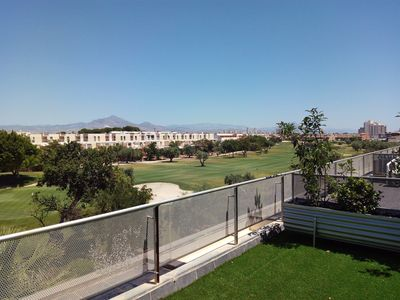 Photo for Terraced house in San Juan Beach Golf Course