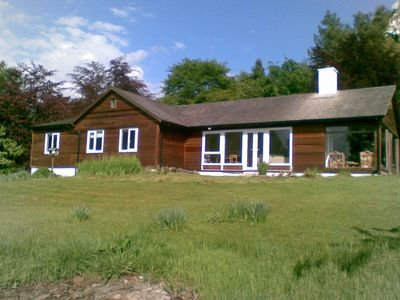 Photo for Family Friendly, Secluded Cottage With Superb Views Of Fleet Valley