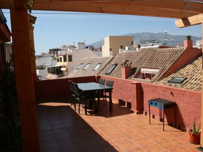 Photo for Cosy & quiet apartment, center and 30 yards from the beach