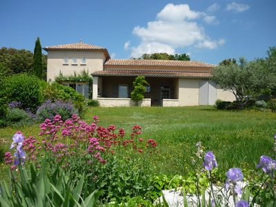 Photo for Detached house in the countryside in South Ardèche
