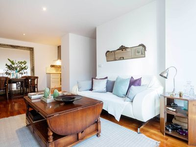Photo for Magnificent flat with the lovely Regent's canal right on your doorstep (Veeve)
