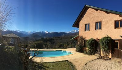 Photo for 3BR Apartment Vacation Rental in Soueix rogalle, Occitanie