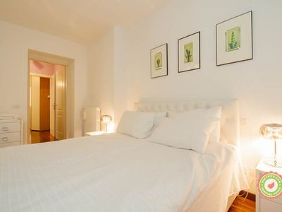 Photo for Albiroli apartment-new and quiet apartment in Bologna historic center