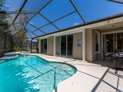 Photo for 4 Bedroom/2 Bathrooms Sunset Lakes (2904SR)