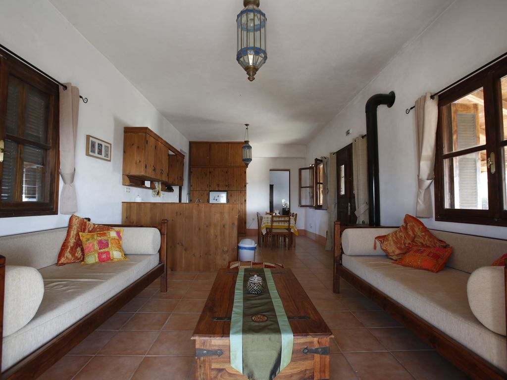 Traditional Greek House traditional greek house with pool, spectacular - homeaway dikeo