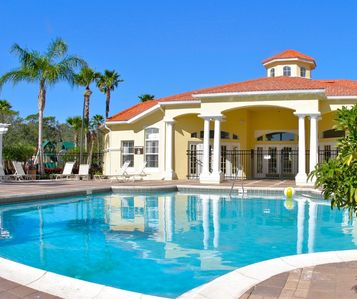 Photo for 4 Bedroom Florida Vacation Pool Home, 1 Mile From Disney, Emerald Island Resort