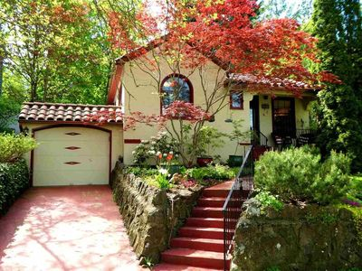 Photo for Charming Spanish Bungalow - Prime South Hill