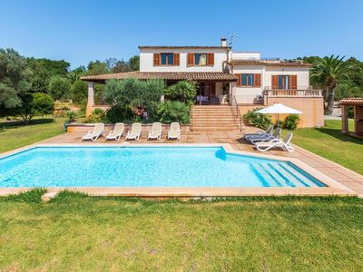 Photo for Holiday home for 8 guests with 170m² in Pollença (115218)