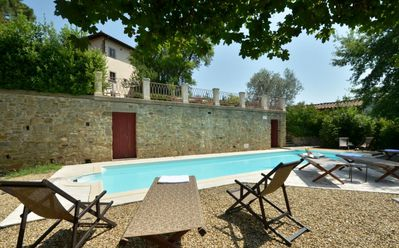 Photo for 7BR Villa Vacation Rental in Gaiole in Chianti, SI