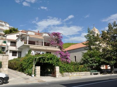 Photo for Apartment in Sumpetar (Omiš), capacity 2+1